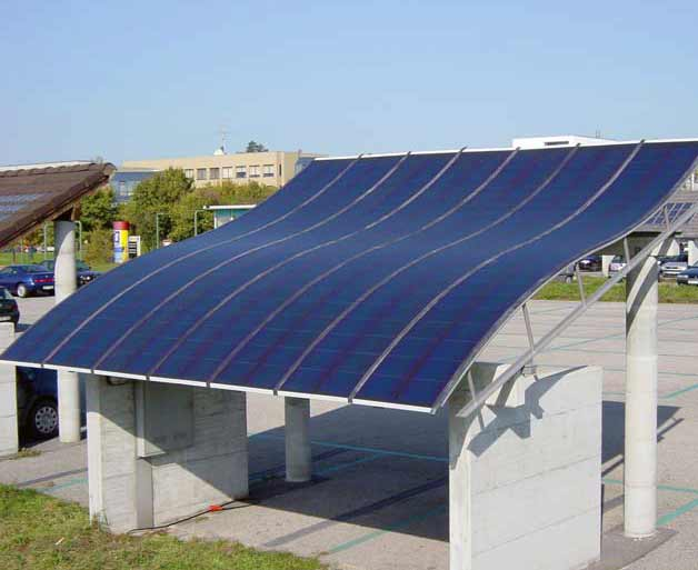 Film solar panels are also called amorphous silicon photovoltaic cells ...